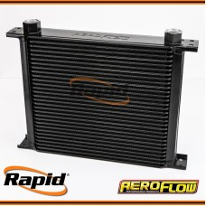 Aeroflow Engine Oil or Transmission Oil Cooler AF72-4030