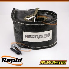 Aeroflow Turbo Bag / Blanket (Black with Logo) AF91-1004