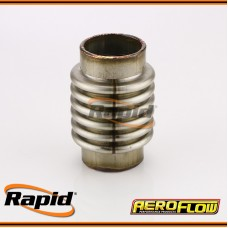 """Aeroflow Stainless Steel Flex Joint 1-3/4"""" x 4"""" Long AF9500-1750"""
