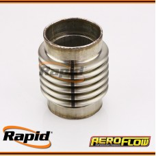 """Aeroflow Stainless Steel Flexable Joint 2-1/2"""" (63mm) AF9500-2500"""