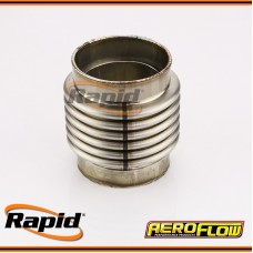 """Aeroflow Stainless Steel Flexable Joint 3"""" (75mm) AF9500-3000"""