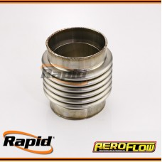 """Aeroflow Stainless Steel Flexable Joint 4"""" (102mm) AF9500-4000"""
