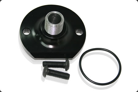 Billet Oil Bypass Eliminator