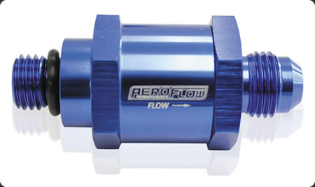 EFI Fuel Pump Check Valves