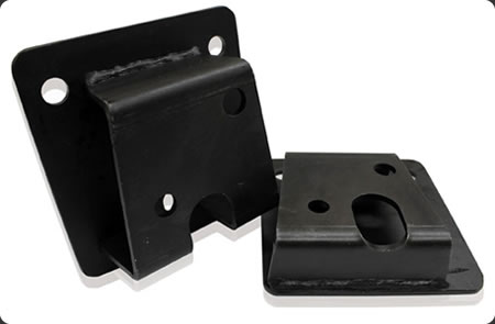 Engine mount Adapters