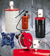 Lincoln Grease & Oil Pump Systems